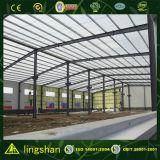 Структура портальной рамки стальная
