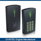 IP65 Weigand EM-IDENTIFIKATION 125kHz RFID Chipkarte-Zugriff Contorl Leser-Zeit-Anwesenheit mit Hintergrundbeleuchtung-Tastaturblock