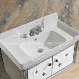 Governo di stanza da bagno all'ingrosso bianco del Governo d'angolo della stanza da bagno del Governo di stanza da bagno dell'acciaio inossidabile (T-9574)