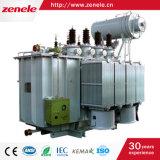 6~35kv transformador inmerso en aceite de la distribución de potencia de 3 fases