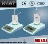 equilibrio automatico della scala di densità del solido liquido di 500g 0.1g