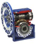 Schneckengetriebe Getriebedrehzahlregler
