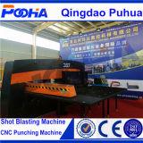 Máquina de perfuração AMD-357 da torreta do CNC