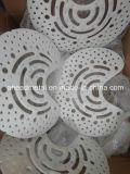 Продукты пластмассы подвергая механической обработке от изготовления Китая
