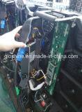 Nuovo schermo locativo orientato verso i servizi anteriore della lega 500*500mm P3.47mm del magnesio del prodotto di Gloshine