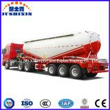3 차축 38cbm는 대량 시멘트 또는 곡물 또는 공용품 또는 분말 화물 수송 유조 트럭 트레일러 반 말린다