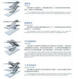600mm, 800mm, largura da etapa de 1000mm, 30&Degand 35&Deg escada rolante interna/ao ar livre de Vvvf com preço do competidor
