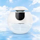 Olor fresco del agua de la purificación del aire de interior que quita el purificador del aire