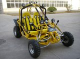 큰 Horse Power Engine Two Seats는 간다 Kart (KD 150GAK-2)