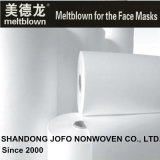 tessuti non tessuti di 21+21GSM Meltblown per N95 il fronte Maskes