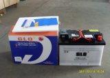 DIN75 Batería recargable recargable de la batería del coche recargable secada del ácido del plomo 12V75ah