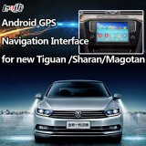 Interface Multimídia Tiguan no Andorídeo