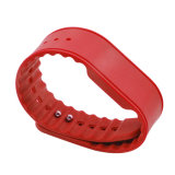 Bracelete Multicolor do silicone RFID para eventos
