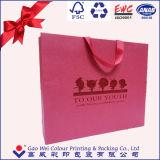 Sacos de papel feito-à-medida espertos de saco de papel da compra do projeto barato
