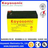 12V batterie scellée par 15ah de la batterie d'acide de plomb AGM/VRLA /Gel