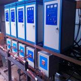 Máquina de moderação e de recozimento do aquecimento de indução automático de IGBT