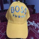 Un chapeau et T-shirt principaux automatisés perlant la machine de broderie pour des logos