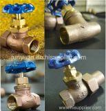 Válvula de batente de bronze de Fxm