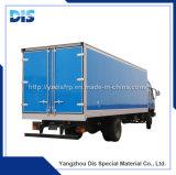 Panneau de nid d'abeilles du poids léger FRP pour le corps de camion de cargaison sèche
