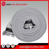 """1 """" - """" tuyau d'incendie simple de jupe de PVC 10 pour des matériels de lutte contre l'incendie"""