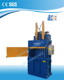Prensa hidráulica de la venta Ved50-11075 de la alta calidad del papel usado de la basura viva caliente de la cartulina