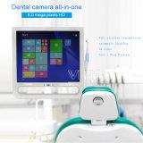 Intra monitor oral del endoscopio +17inch de la cámara de los pixeles dentales de HD 800mage