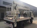 4X2 16 M高いAlititudeのプラットホームのOeprationのトラック