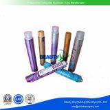 Envase de empaquetado de empaquetado cosmético del metal del tubo del metal flexible del tubo