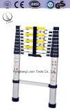 Трап 8 шагов телескопичный алюминиевый с стабилизированным качеством