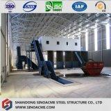 Almacén movible de acero económico con alta calidad