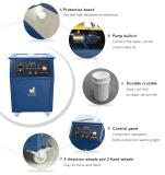 Oro d'argento di IGBT che fonde il forno di fusione di induzione del riscaldatore elettrico (oro 4kg)