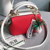 Sacos de ombro da colisão da cor da bolsa das mulheres de couro do plutônio do estilo o mais novo com acessório Sy8521