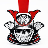 カスタムクリスマス賞はロゴ亜鉛合金のスポーツの金属賞Medalingを刻んだ
