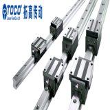 Ведущий брус линейного скольжения направляющего выступа линейный для машин CNC