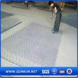 高品質の建築材料のSamllの六角形の金網