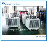 Precio inmerso en aceite del transformador de potencia de S11 10 Mva