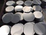 Disque en aluminium pour la batterie de cuisine antiadhésive (étirage profond/anodisé)
