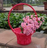 (BC-WF1034) Eco-Friendly Handmade естественная корзина цветка вербы