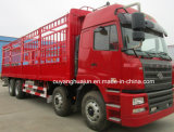 10 Meters Van Type Semitrailer