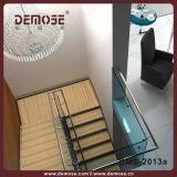 内部のカスタム金属の木階段(DMS-2070)