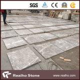 フロアーリングおよび壁のためのAthenaの磨かれた灰色の大理石のタイル