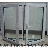 Mosiquote 그물을%s 가진 알루미늄 여닫이 창 Windows, 건물을%s UPVC Windows