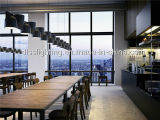 Luzes brancas acrílicas do pendente da alta qualidade para a lâmpada da sala de jantar