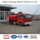 caminhão Euro3 do motor de incêndio de 4.5ton Dongfeng