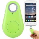 Détecteur principal sans fil d'Itag d'alarme de traqueur de téléphone de Bluetooth 4.0 mini pour l'obturateur Anti-Détruit de Selfie compatible avec l'IOS et les smartphones androïdes pour localiser des animaux familiers