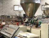 Profil du plastique WPC de PVC et ligne en bois d'extrusion de production d'extrudeuse de panneau