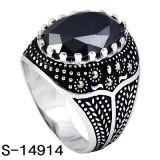 De Juwelen van de manier 925 Zilveren Ringen van de Mensen van Ringen Nieuwe Model