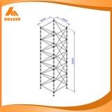 De Bundel van de Laag van het staal om het Geluid of het Licht te hangen