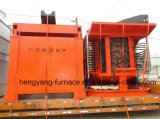 Máquina de fusión / Horno de inducción / frecuencia media del horno de fusión