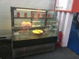 セリウム、CB、Sasoが付いている商業ケーキのショーケースのペストリーのスリラー冷却装置